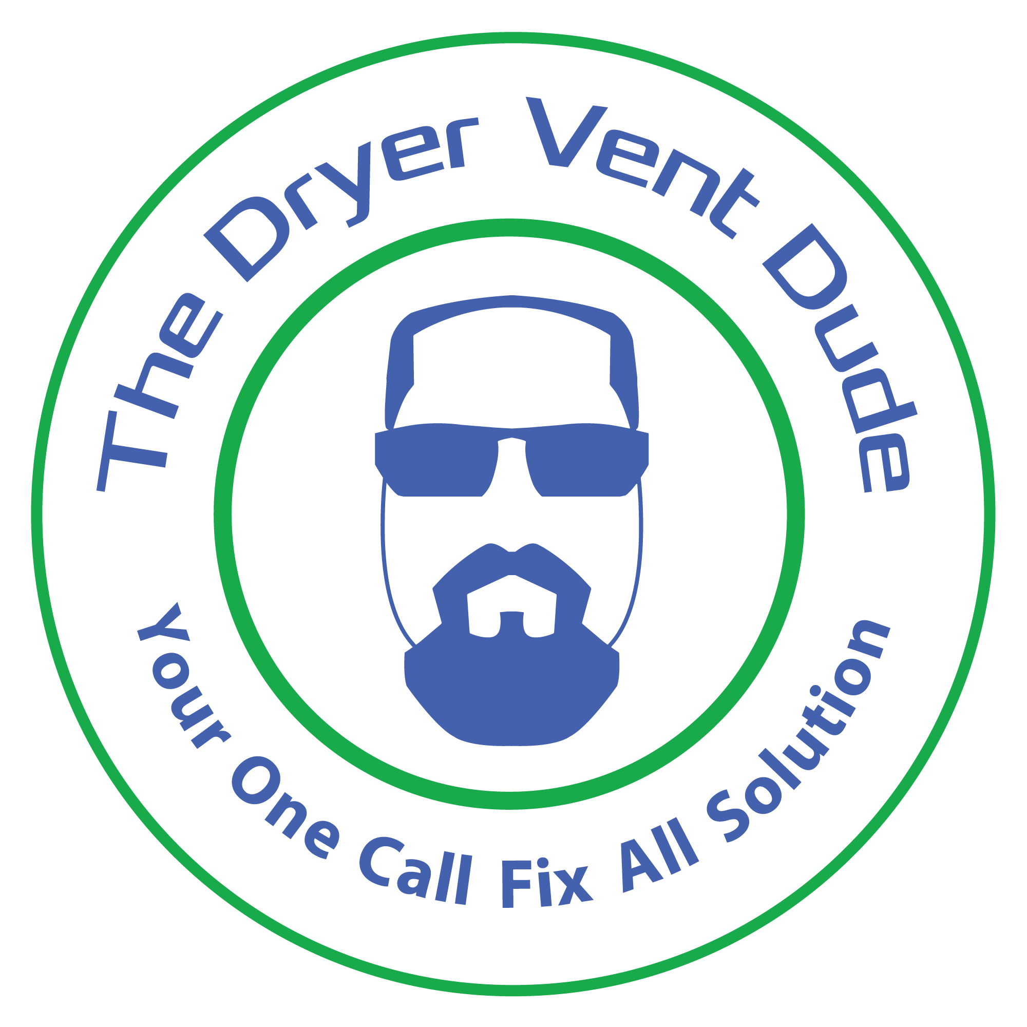 The Dryer Vent Dude Logo